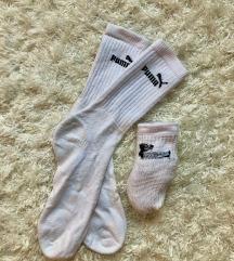2 pár Puma zokni
