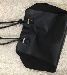 Nagy fekete táska