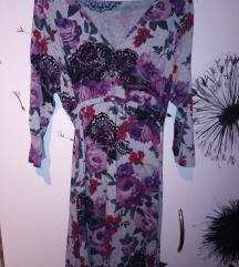 virágos ruha 40-42