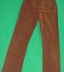 S, 36 - Barna hosszúnadrág, nadrág