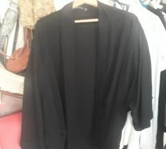 Stradivarius fekete kimono