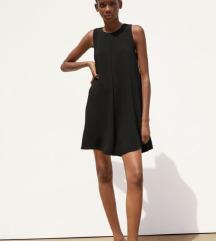Zara xs fekete ruha