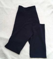 Asos sötétkék magasderekú nadrág