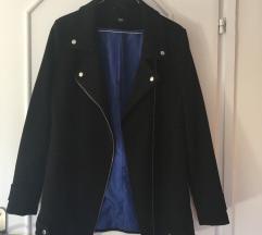 Fekete elegáns kabát