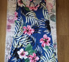Nyári Virágos ruha, tunika