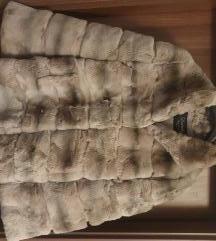Új Levinsky dán valódi nerc / mink bunda méretben