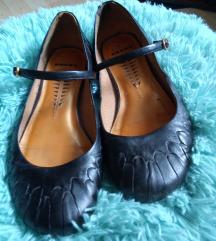 Fekete pántos balerina cipőcske