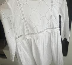 Zara fehér overál jumpsuit