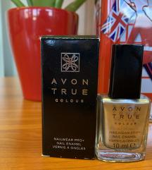 Avon True Colour Platinum Petal körömlakk