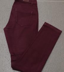 Bordó nadrág
