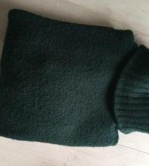 TOM TAILOR vastag kötött pulover