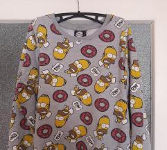 The Simpsons pulóver, Debrecen gardrobcsere.hu
