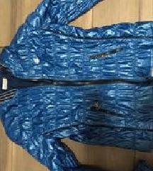 Moncler kék dzseki