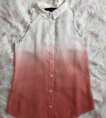 Seven Sisters ombre shirt