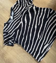 Zebra póló