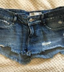 Zara rövidnadrág 34
