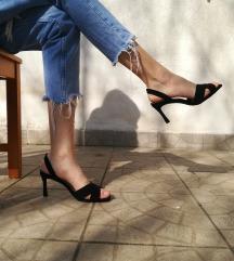 Új Zara Slingback Sandals