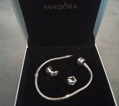 Pandora karkötő, clip