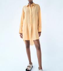 Zara oversize ing/ tunika 34/36 új címkés