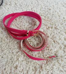 Pink övek