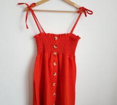 Piros rövid ruha XL-es