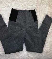 Új szürke magasított derekú leggings