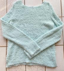 Takko szőrös pulóver