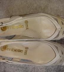 Francia bőrcipő (40)