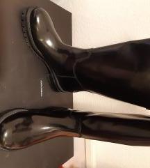Dolce&Gabbana bőrcsizma