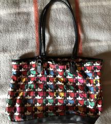 Mickey egér mintájú DISNEY pamutvászon táska