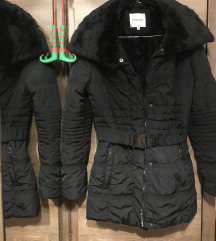 Benfish női fekete kabát
