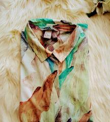 H&M márvány mintás ing 42/L