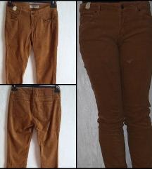 • Bársony barna nadrág •