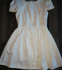 Új címkés MANGO 100% selyem koktél ruha M 11f251e835