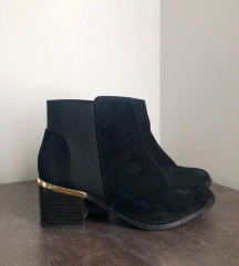 New Look fekete csizma