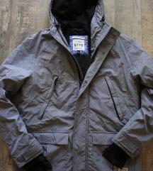 Újszerű ' Tom Tailor ' férfi téli kabát