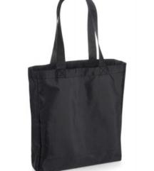 Fekete táska szatyor új