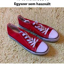 Piros sneaker cipő