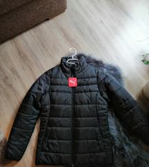 Új puma téli kabát