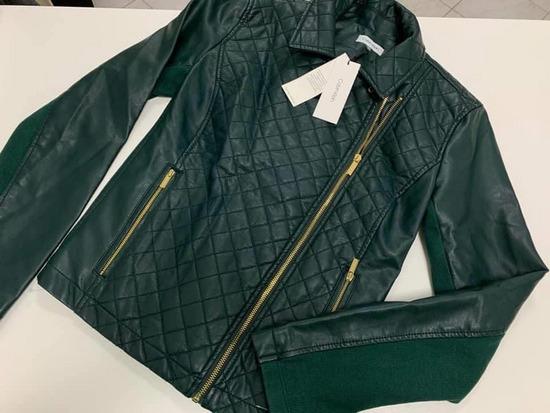 Új Calvin Klein kabát
