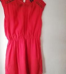 Mango elegáns piros ruha