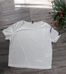 Új Csillogó felületű póló