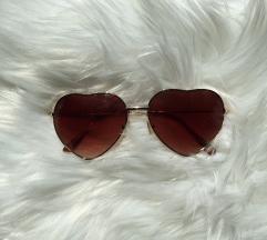 szívecske formájú napszemüveg // H&M