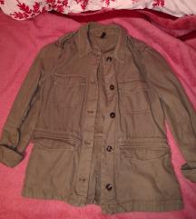 H&m kabátka