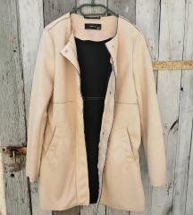Reserved velúr kabát