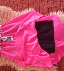 My77 pink nyári ruha
