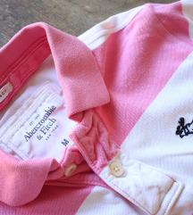 Újszerű  ' Abercrombie & Fitch ' férfi pique póló