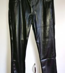 Férfi műbőr nadrág kb. 35-ös méret