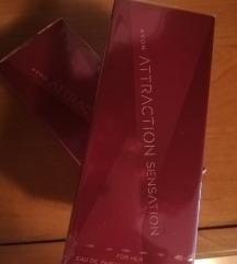 Bontatlan Avon Attraction Sensation parfüm