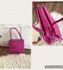 Esprit rózsaszín táska